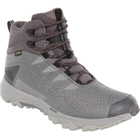 The North Face Ultra Fastpack III Mid GTX Woven Calzado Hombre, blackened pearl/meld grey
